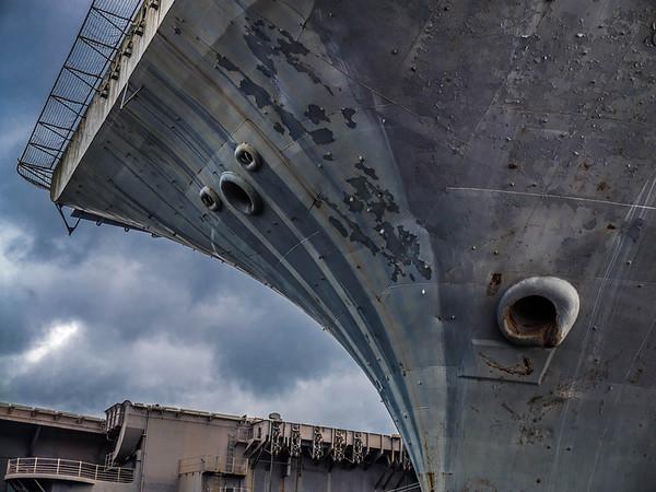 Aging Warships