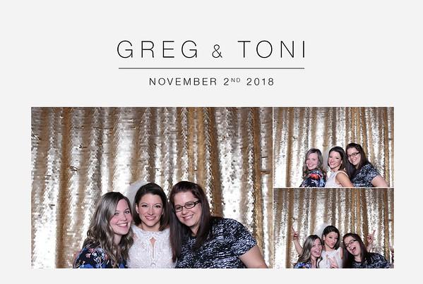 Greg & Toni
