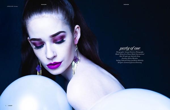 Elegant Magazine - July 2016