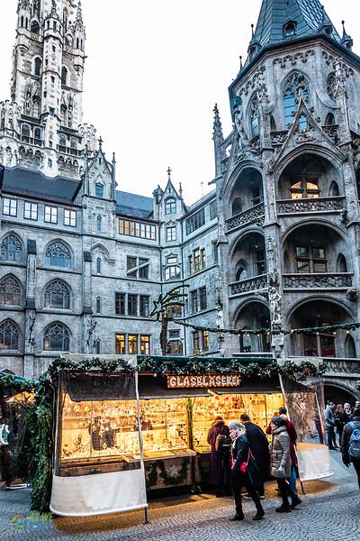 Marienplatz Christmas Market