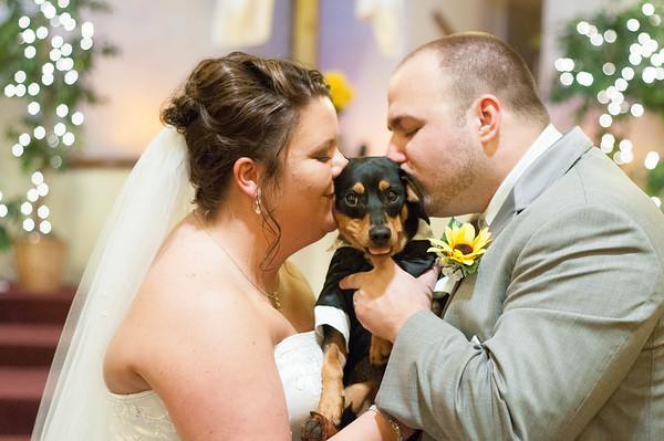 {Holt + Howell Wedding}