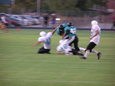 Freshman: Highland vs Poston 9/5/07 (Provided by G. Randolph)
