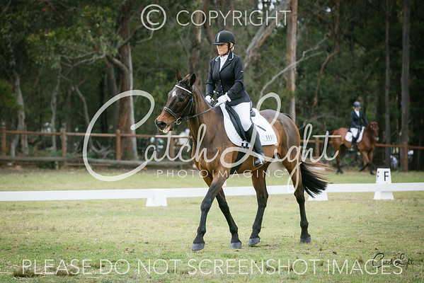 Northside Dressage Champs 27-11-16