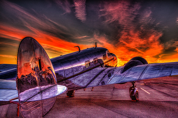 Planes and Airshows