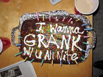 2009.08.22 Granksta Party
