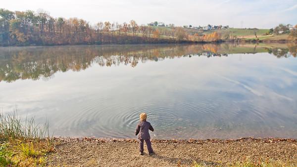 Green Lick Reservoir
