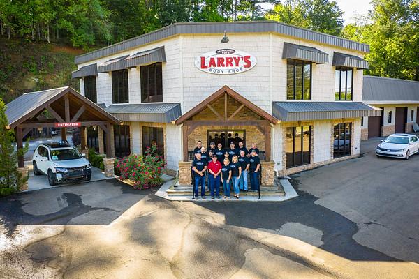 Larrys Body Shop