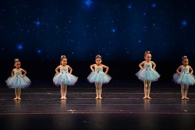 8. Tiny Tots Ballet