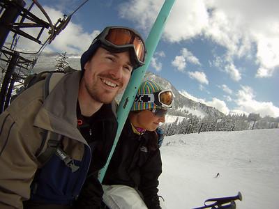 Skiing & Boarding - Winter 2011