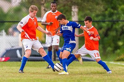 Dutch Lions v IMG 06/20/2015