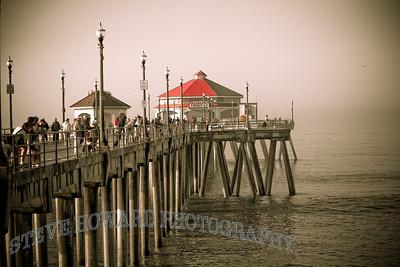 California Piers