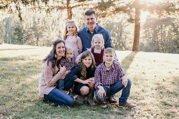 Johnson Family 2019