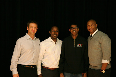 2011 The Greatest rivalry in Sports with Eddie George and Desmond Howard