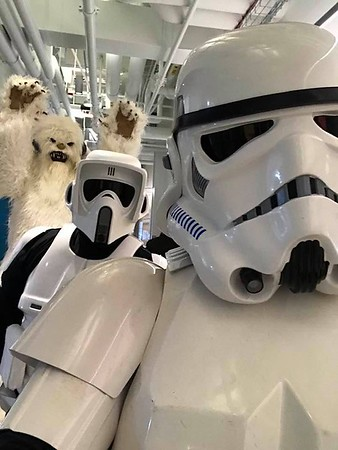 Ogden Star Wars Family Math Night - Vancouver