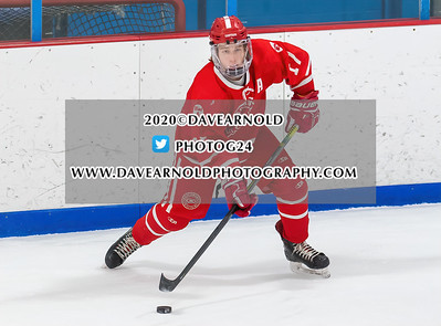 2/20/2020 - Boys Varsity Hockey - Masconomet vs Melrose