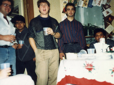 Breen Christmas Party - 1985