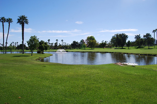 Woodhaven Country Club Golf Course 2010