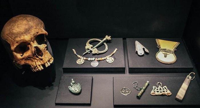 Viking display