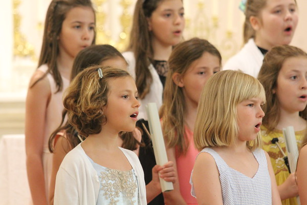 Lower School Choir Spring Concert (5.16.18)