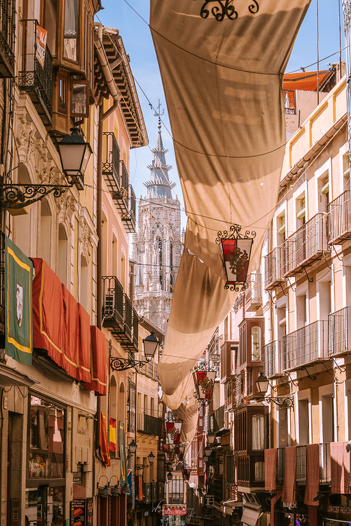 西班牙 托雷多 Toledo 繽紛的中世紀皇城