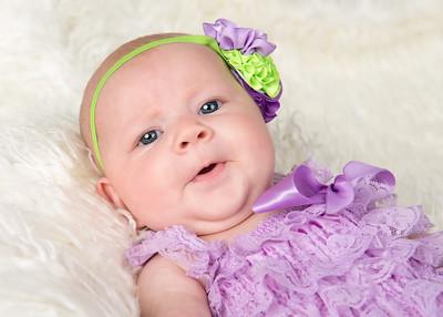 hailey 3 months