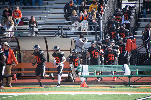 10/26/19 Homecoming Football Game vs. Union College