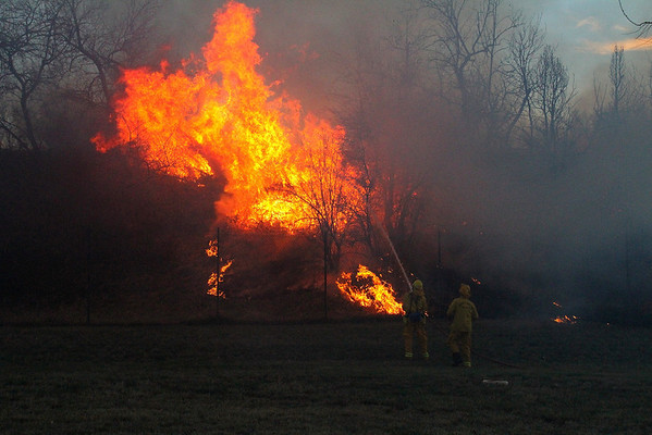 Brookstone Drive Fire 04/02/2011