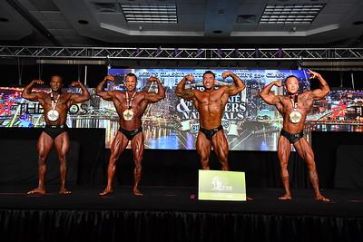 2021 NPC Teen , Collegiate & Masters - Men's Comparisons & Awards