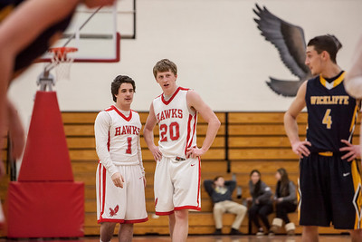 Hawken Boys Basketball '14