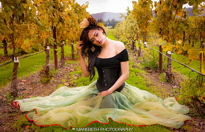 Napa Winery Shoot