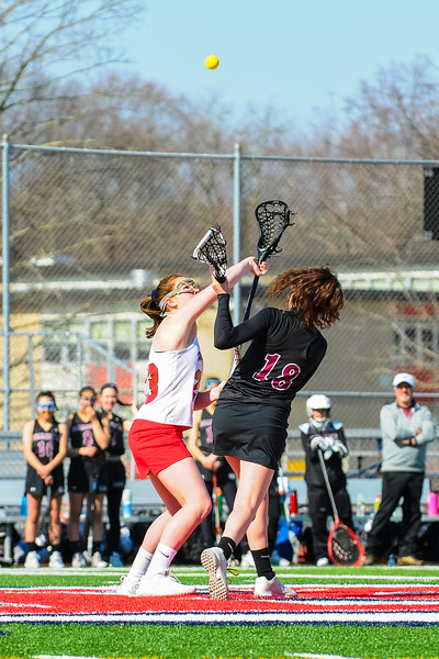 Wappingers Warriors Vs. Scarsdale HS, Girls Lacrosse, April 6, 2019