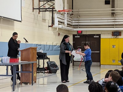 2nd Trimester Recognition Assembly