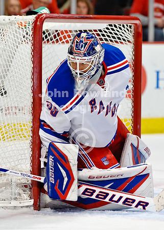 NY Rangers at Chicago 03092012