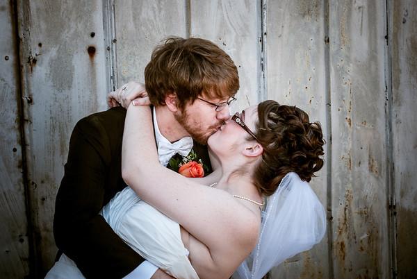 Amanda & Scott Goodwill Wedding