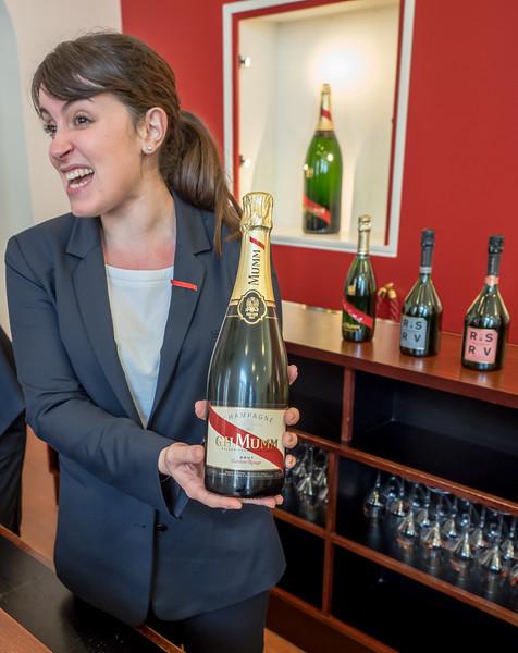 Mumm Champagne Tour
