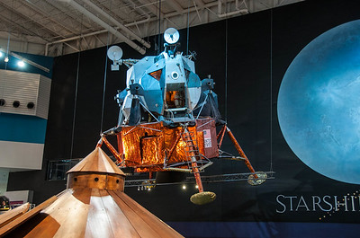 Johnson Space Center, Houston