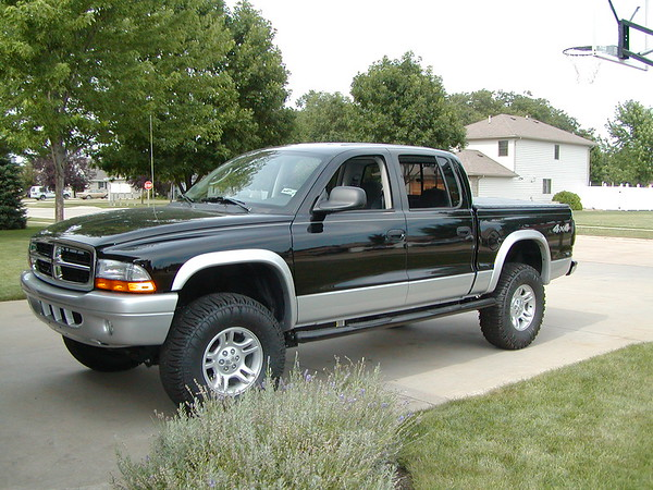 2004 Dodge Dakota Truck Projects