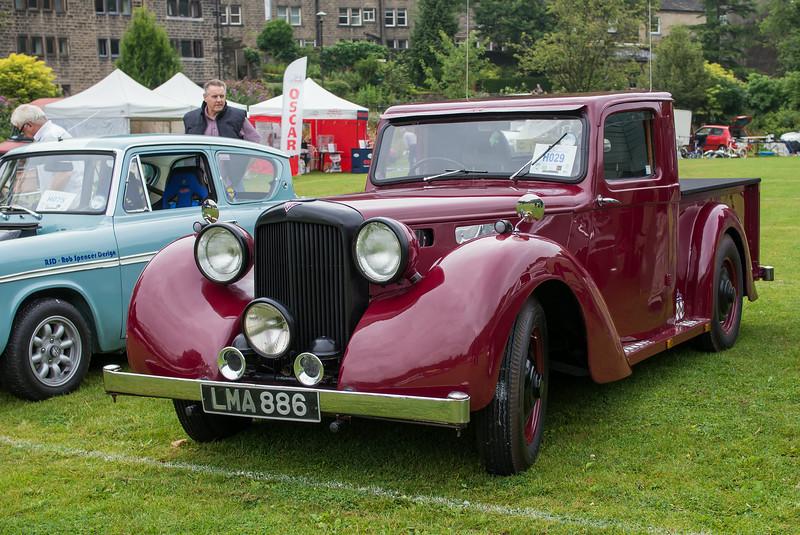 1949 Alvis TA14 pickup