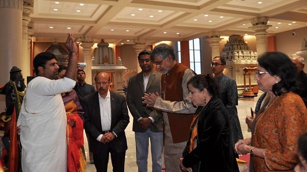 Kailash Sathyarthi Visit to HSMN