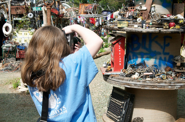 ACE Academy at the Cathedral of Junk