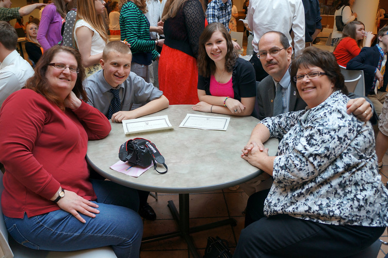 2013 National Honor Society Induction