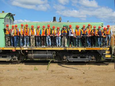 Agrium Phosphate Mine Tour 2012 August 10th