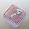 1.59ct Round Brilliant Diamond Ring GIA J SI1 20