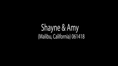 Shayne & Amy (Malibu, California) 061418