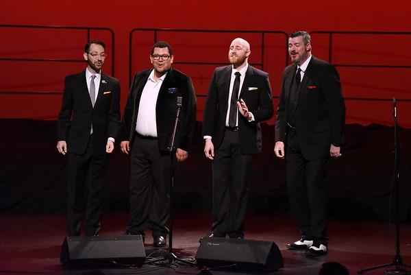 2019 Dixie District Fall Quartet Finals