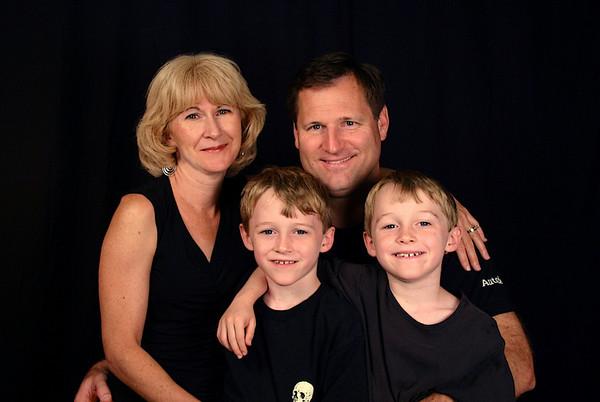 Family Portraits I