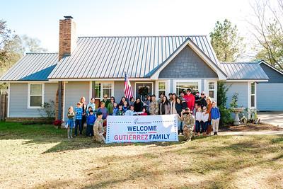 Gutierrez Family Home Dedication