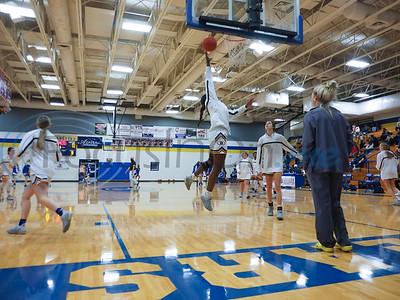 Brownsboro High School Women's Basketball vs Lindale High School by Travis Tapley