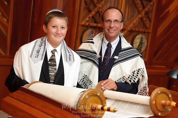 Bnai Mitzvah Samples