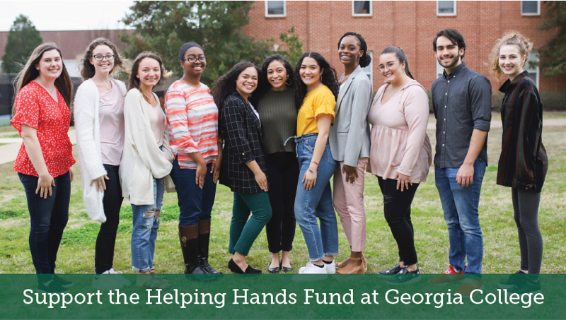 Image for Helping Hands provides relief to students affected by COVID-19